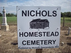 Nichols Homestead Cemetery