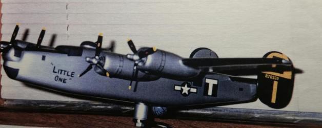 B-24 WWII Little One Model