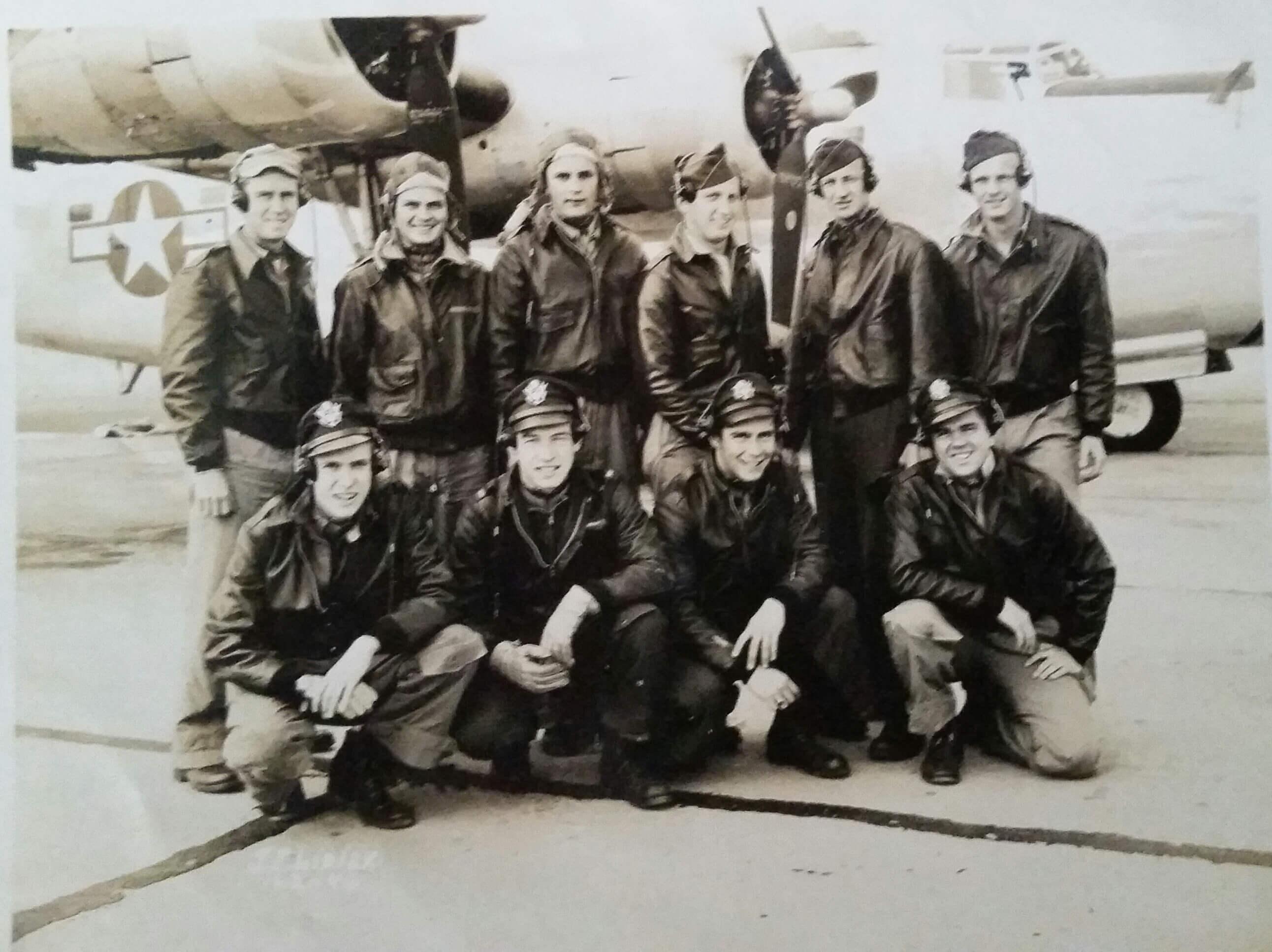 Longest Mission Crew