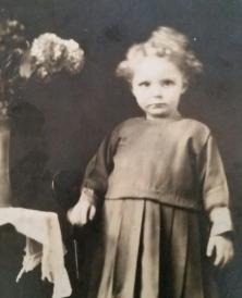 Young Nancy Brumley