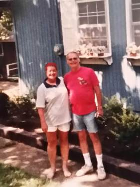 Marlene and Jerry Brumley