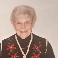 Nancy Gertrude Brumley at 99