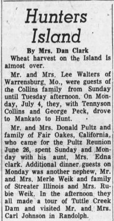1960 Pultz Reunion